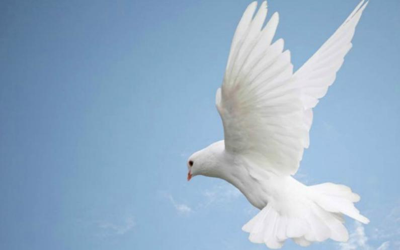 Євангелія Ісуса Христа, частина четверта: Дар Святого Духа
