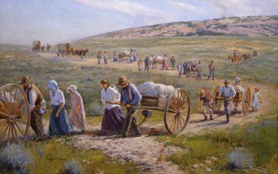 Мормонські піонери: спадок, який триває до наших днів