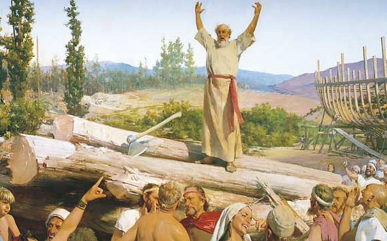 Чому Бог покликає пророків?