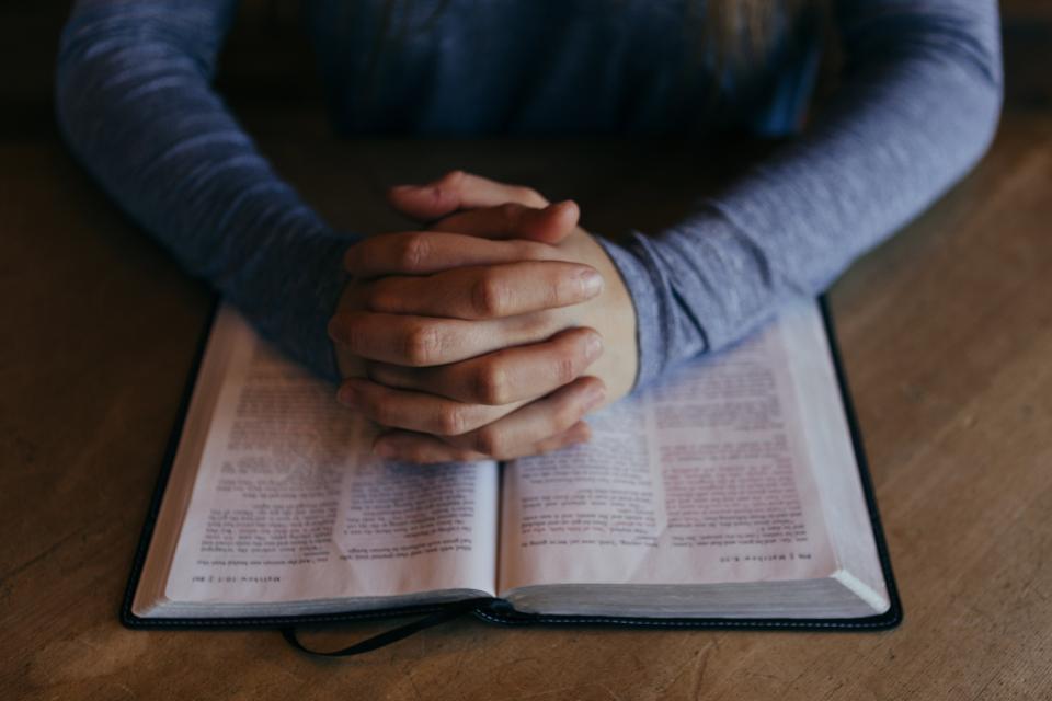 моліться про надхнення