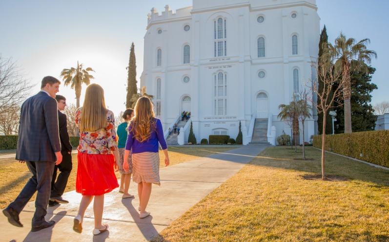 Храмові завіти і обряди забезпечують шлях до цілісності.
