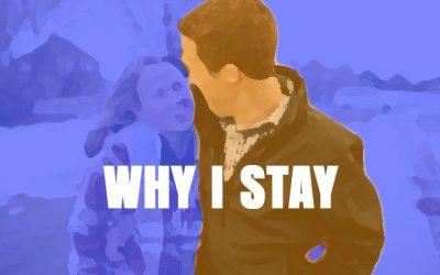 Чому я залишаюсь
