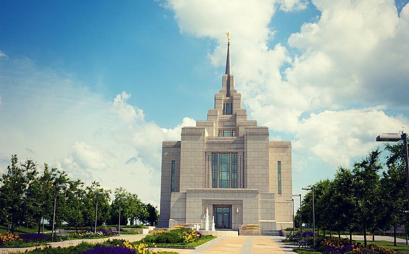 Мормонські храми - це одна з причин стати мормоном