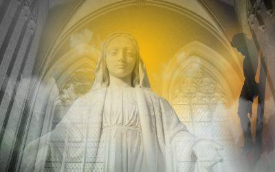 Небесна Мати