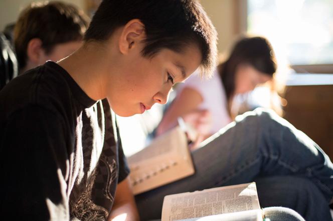 сімейне вивчення писань