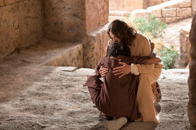 Ісус та сліпий чоловік