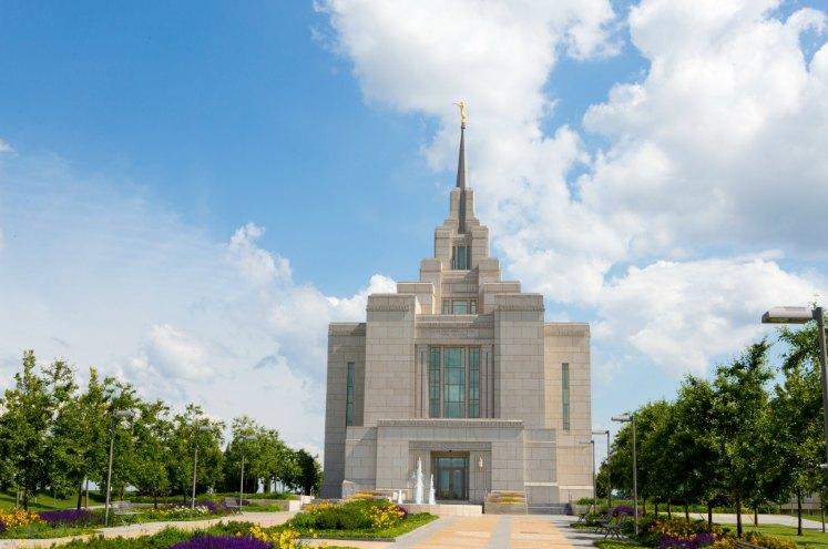 мормонський храм в Києві