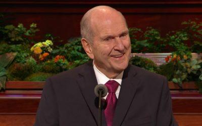 Мормонський Пророк пояснює, як всі ми можемо говорити з Богом