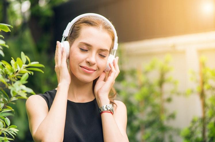 музика заспокоює